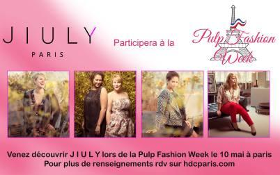 jiuly Pulp fashion week