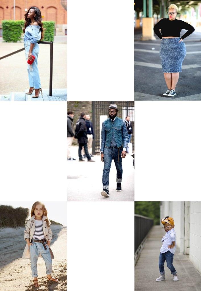 Stylées en Jeans