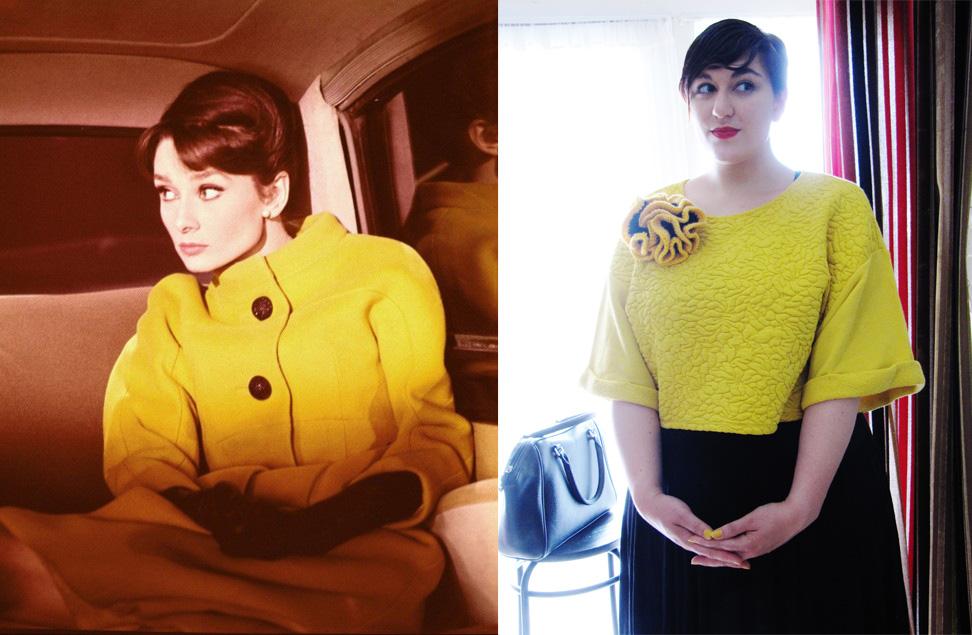 Inspiration 1 Audrey Hepburn