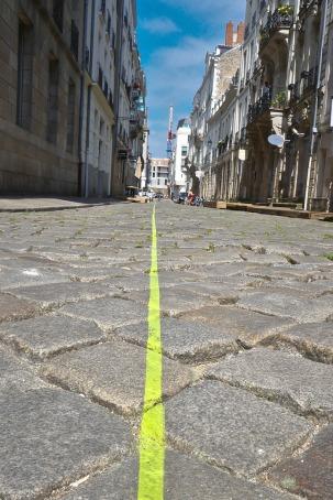 Voyage à Nantes - La ligne verte