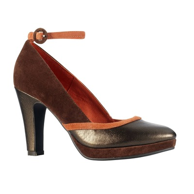 Chaussures femme escarpins cuir DAISY JEE