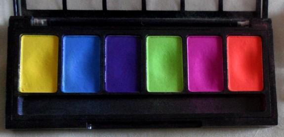 smoss palette fluo