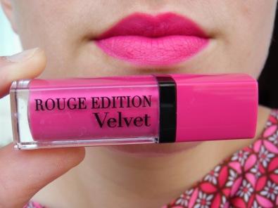 Bourjois - Rouge Edition Velvet - 06 Pink Pong