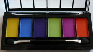 Palette Smoss fluo